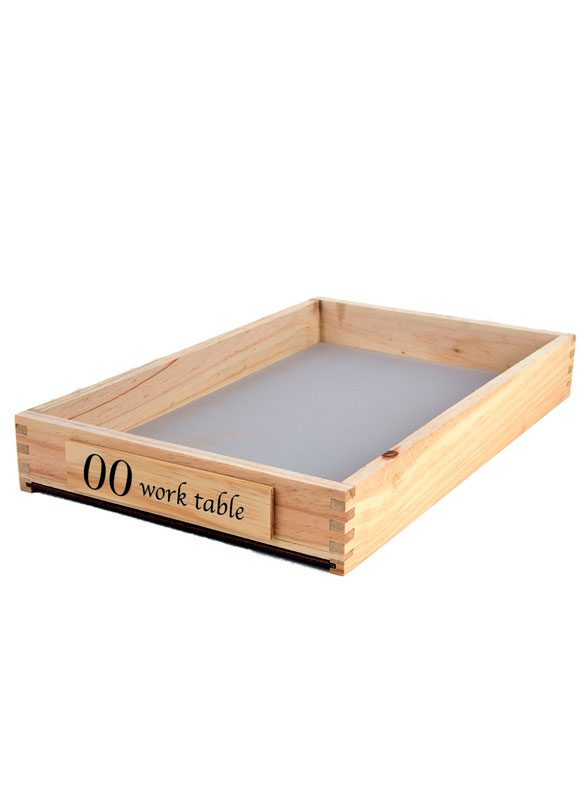 00BOX Worktable Standard
