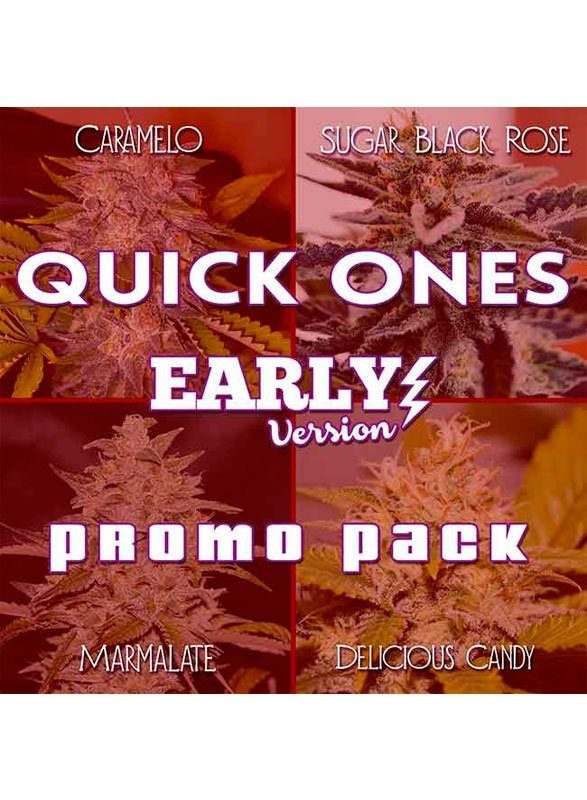 Early Version Promo Pack