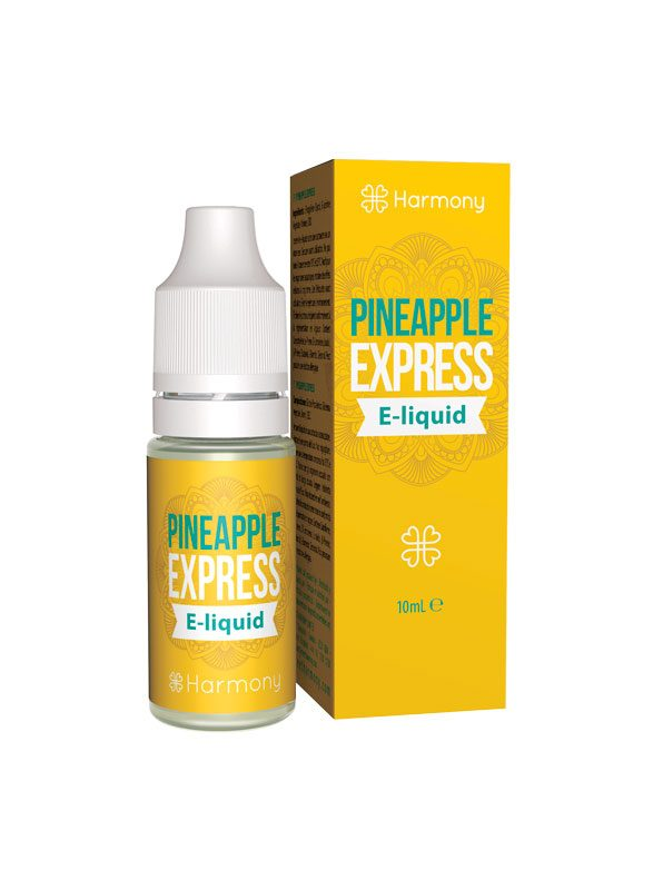 e-liquido CBD Pineapple Express